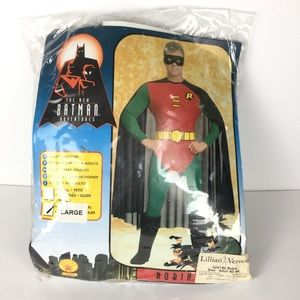 Adult men Robbin Halloween costume size L 42 44